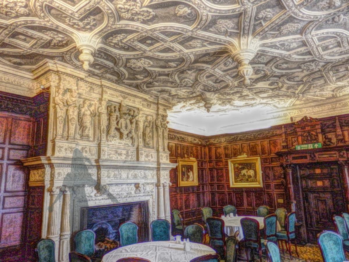 The Bristol Room, New Place, Shirrell Heath
