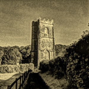 Batcombe church, Conjurer Minterne