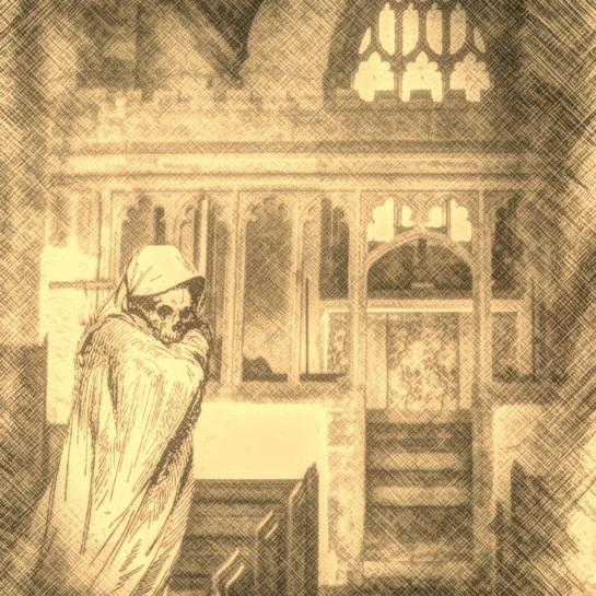 Batcombe church, Conjurer Minterne