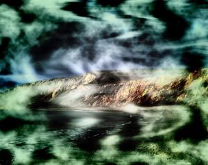 Worbarrow Bay mist