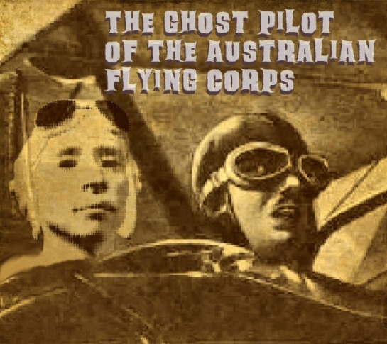 the ghost pilot of australia
