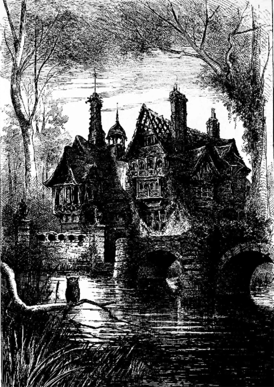The moated grange