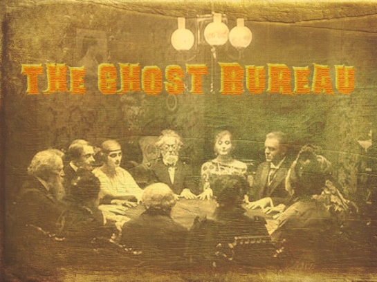 The ghost bureau