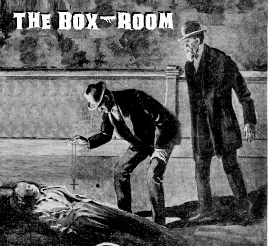 The Box-Room, a ghost story set in Fair Oak, Hampshire