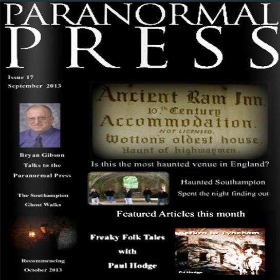 Paranormal Press