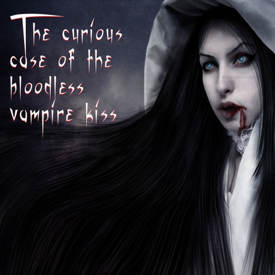 bloodless vampire