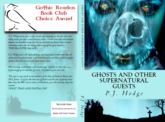 gothic readers book club