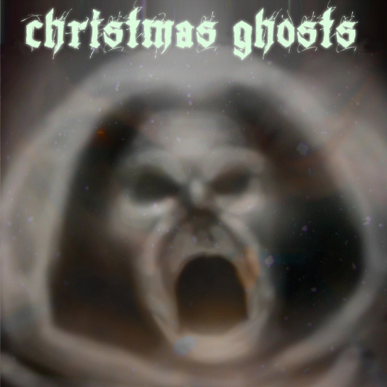 christmas ghosts